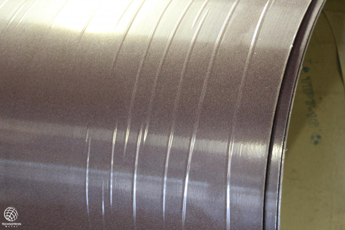 Hliníkový svitek formát 0,63x1000 mm 4 druhy RAL