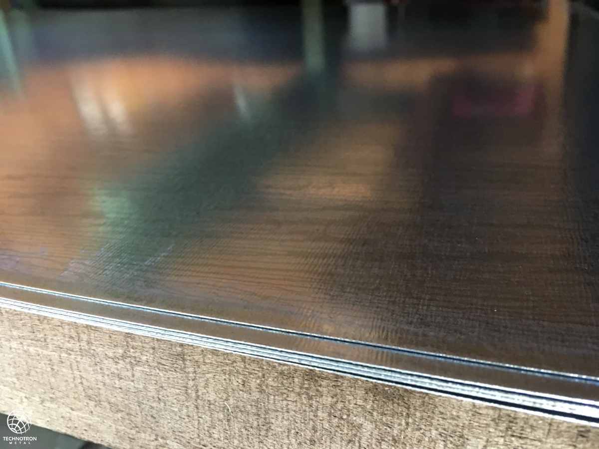 Pozinkovaný plech formát 0,8x1000x2000 mm