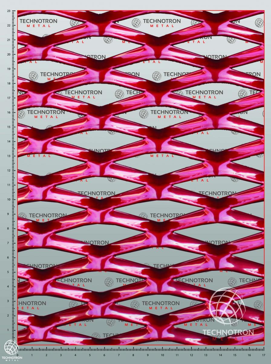 Brain tahokov TR 85 x 35 x 11 mm, 1,5 x 1000 x 2000, Tahokov z hliníkového plechu ENAW1050