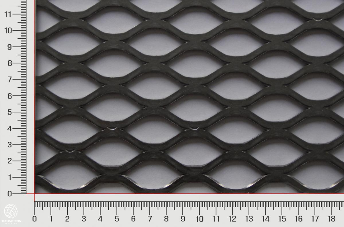 Tahokov FR 50,8 x 21,77 x 4,32 x 3 mm, válcovaný  tahokov z ocelového plechu DD11 - DD14/S235
