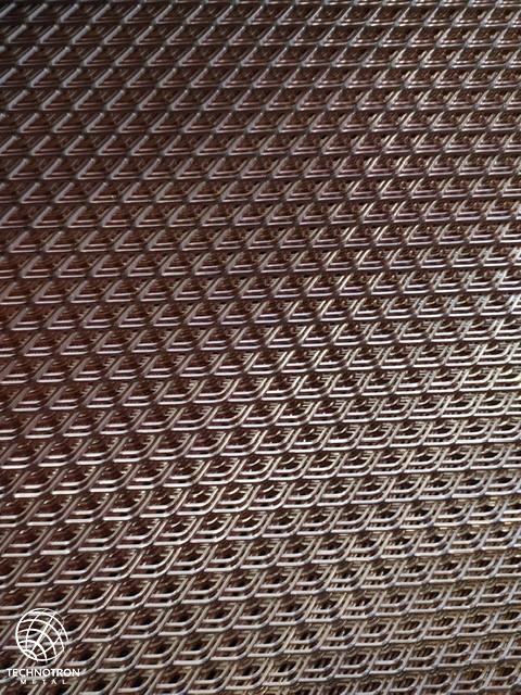 Tahokov TR 28 x 13 x 2 mm, 1,5x1250x1550 mm, tahokov z měděného plechu