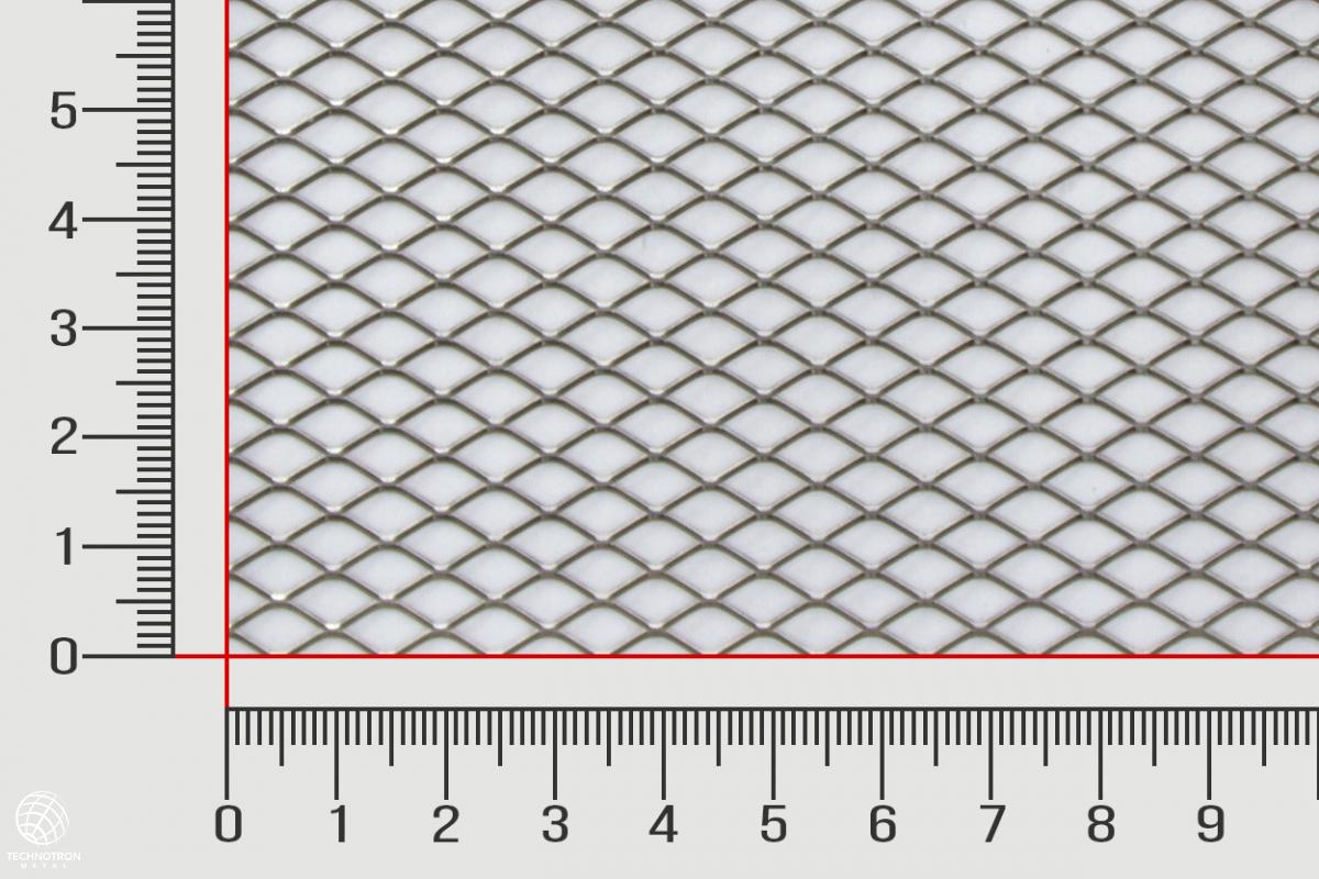 Tahokov TR 10 x 5 x 1 mm, 0,5x1000x2000 mm, tahokov z nerezového plechu 1.4301