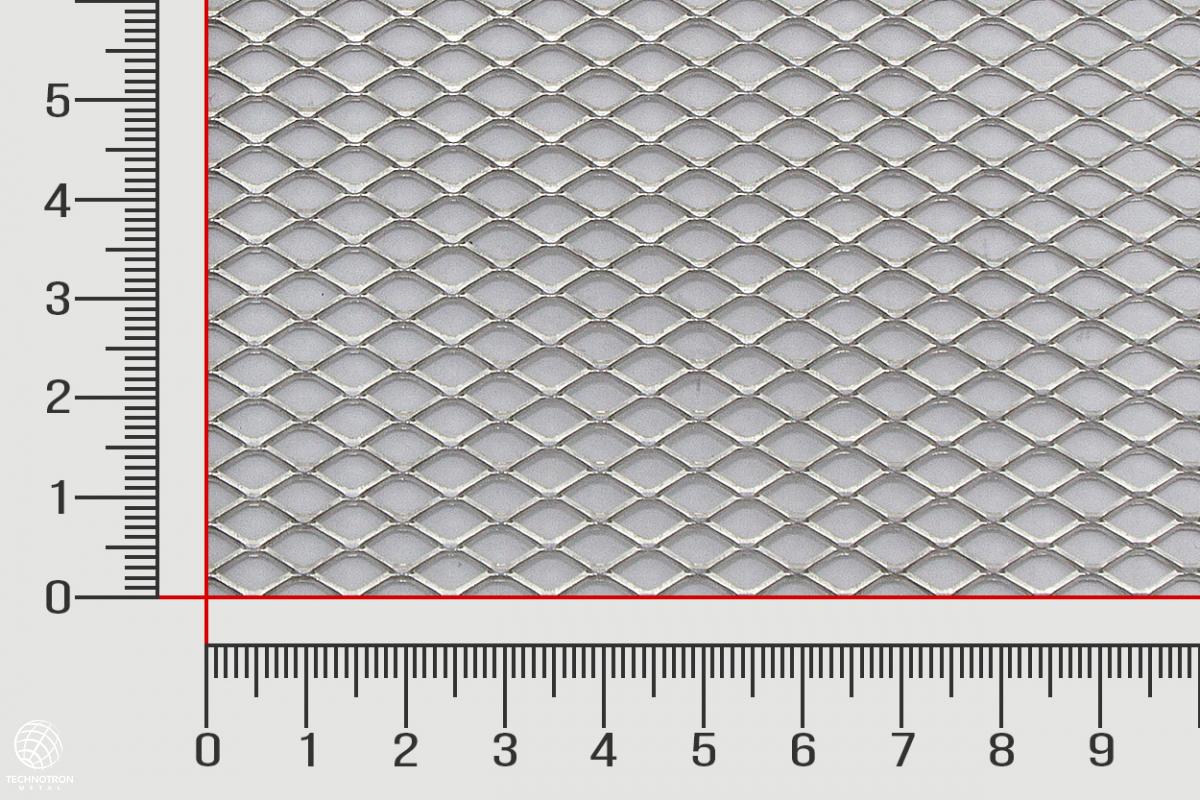 Tahokov TR 10 x 5 x 1 mm, 0,8x1000x2000 mm, tahokov z hliníkového plechu ENAW1050