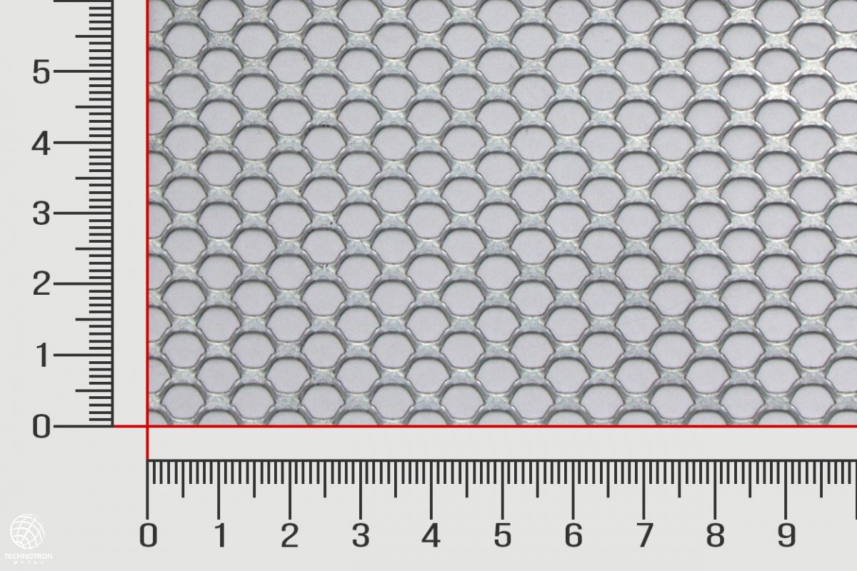 Tahokov FE 10 x 7,6 x 1,4 x 0,7 mm, Tahokov z pozinkovaného plechu DX51D+Z - DX55D