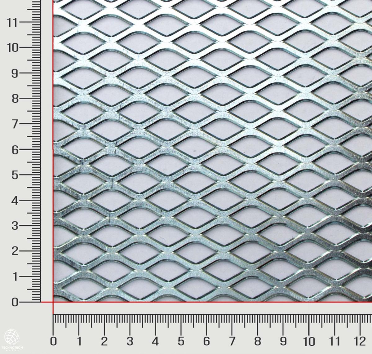 Tahokov FR 22 x 12 x 2 mm, 1,4x1000x2000, válcovaný tahokov z ocelového plechu DC01-DC05