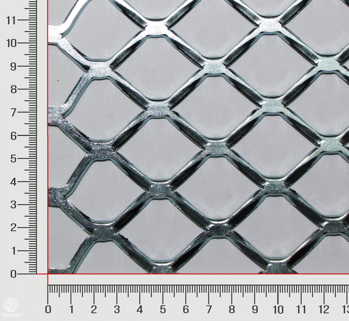 Tahokov FQ 50 x 37 x 4,5 x 3 mm; válcovaný; tahokov z ocelového plechu DD11 - DD13 / S235