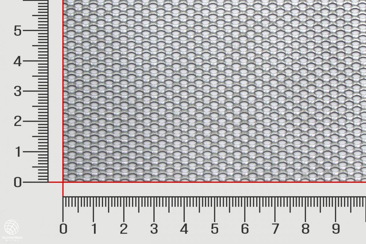 Tahokov FE 5 x 3,8 x 1 mm, 0,7x1000x2000mm, Tahokov z pozinkovaného plechu DX51D+Z - DX55D
