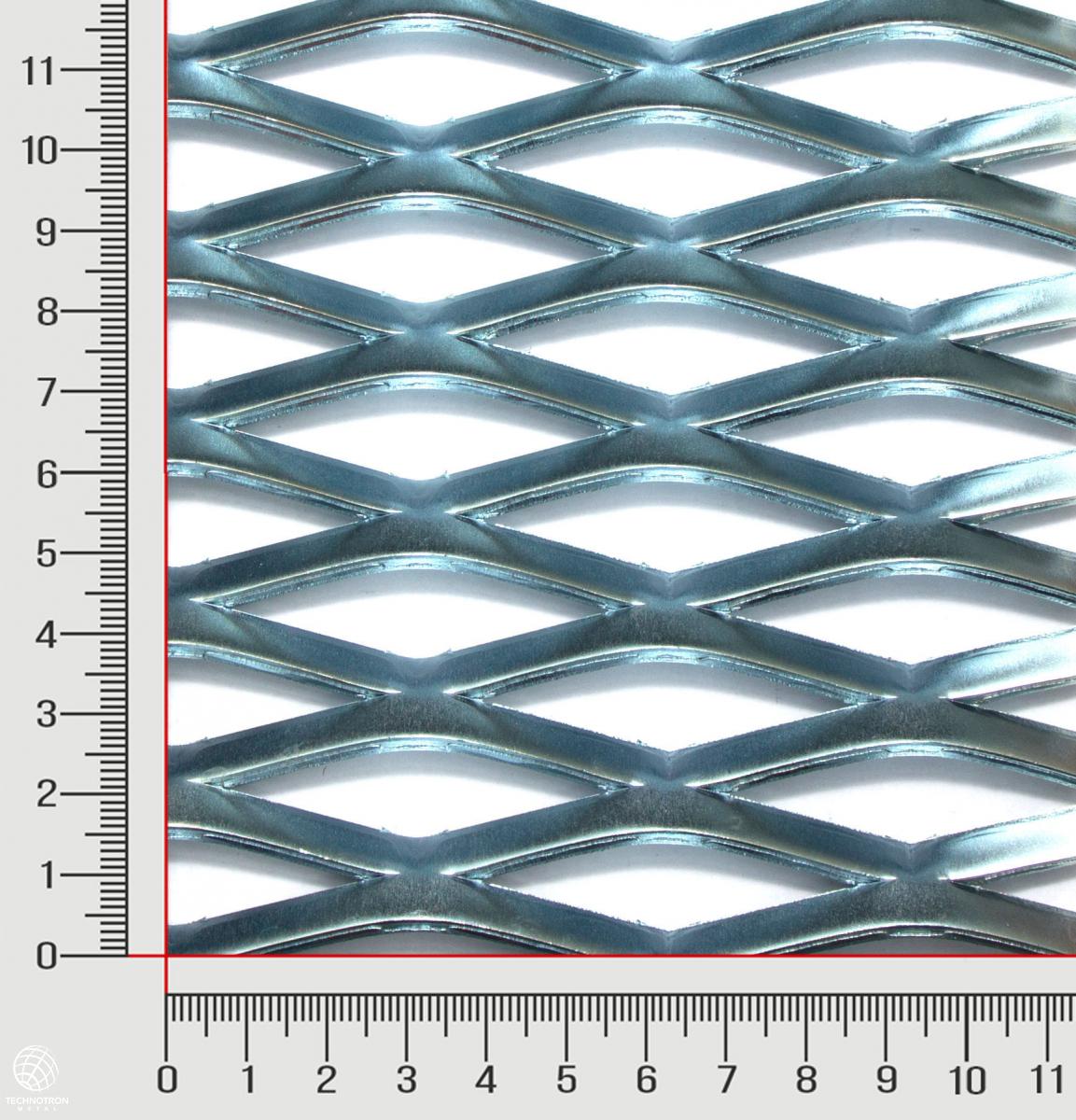 Tahokov TR 62,5 x 23 x 7 mm;  3x1250x2500 mm; tahokov z ocelového plechu DD1 - DD13/S235