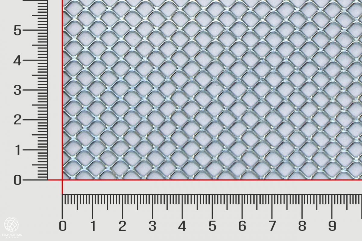 Tahokov FQ 8 x 7 x 1 x 1 mm, válcovaný  tahokov z ocelového plechu DC01 - DC05