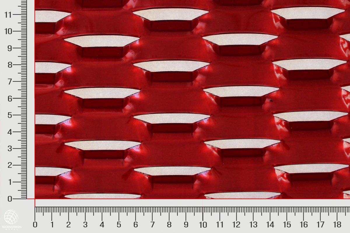 Tahokov Made in Czech  TH 80 x 30 x 13 x  2 mm, tahokov z hliníkového plechu ENAW1050