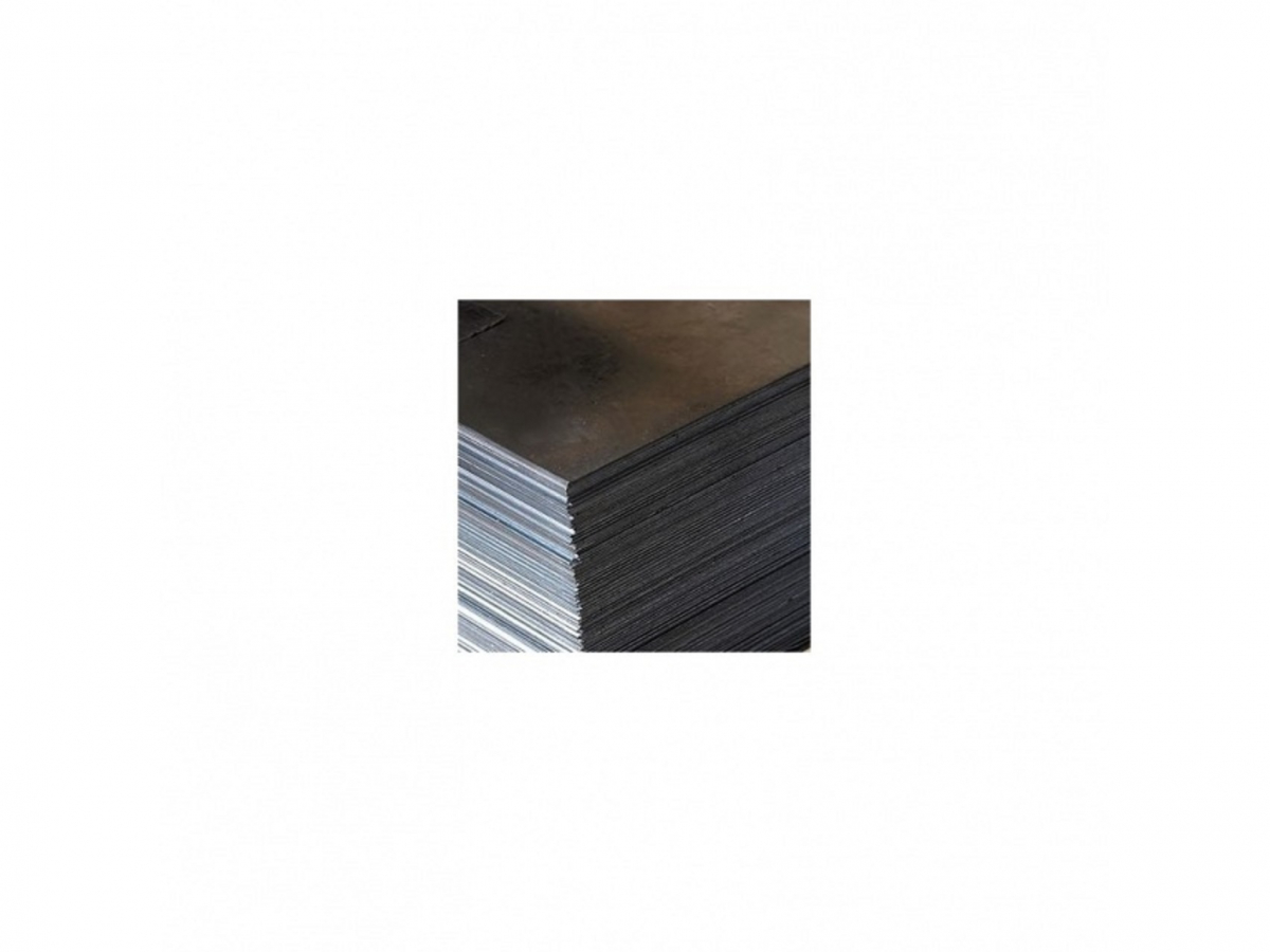 Ocelový plech  5,0x1500x2000, S 235