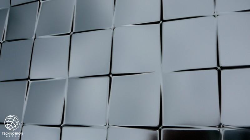 3D plech Pixel 50-e/k
