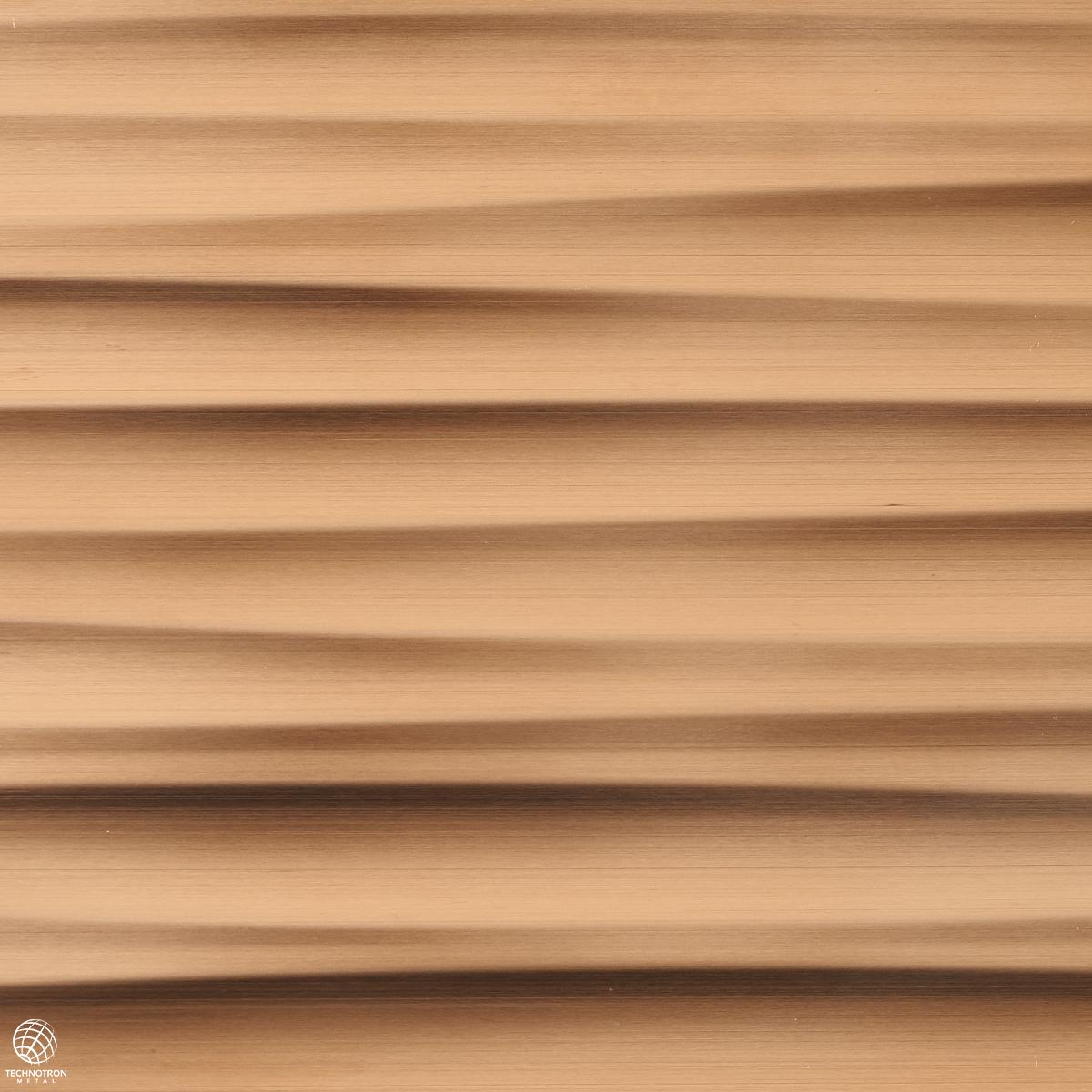 3D plech Waves 2