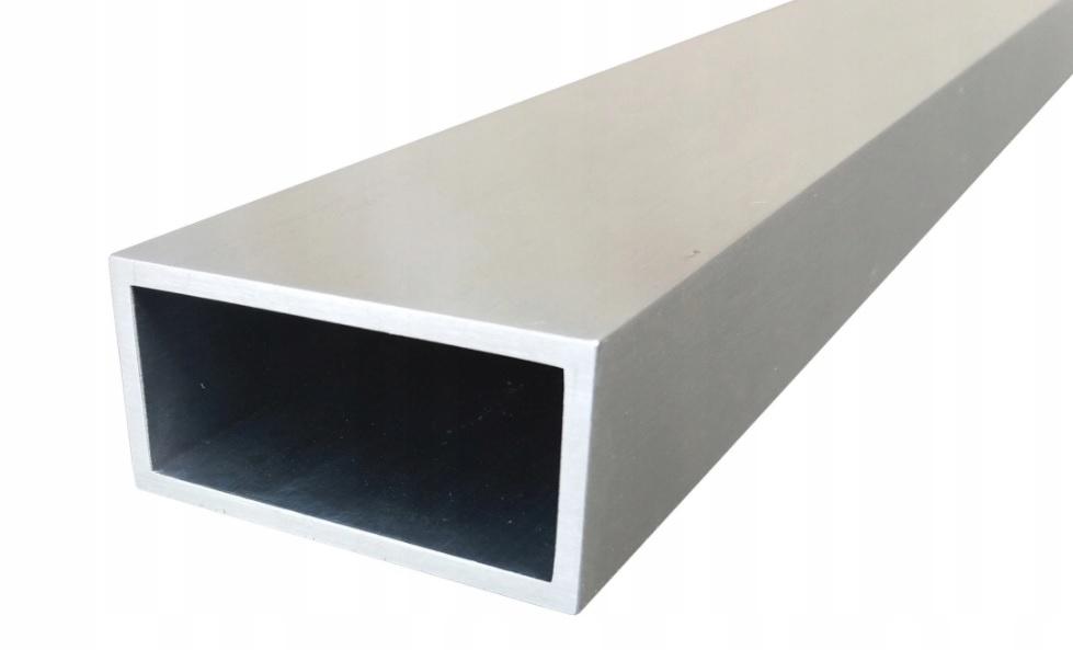 hliníkový Jekl 80x60x3 mm