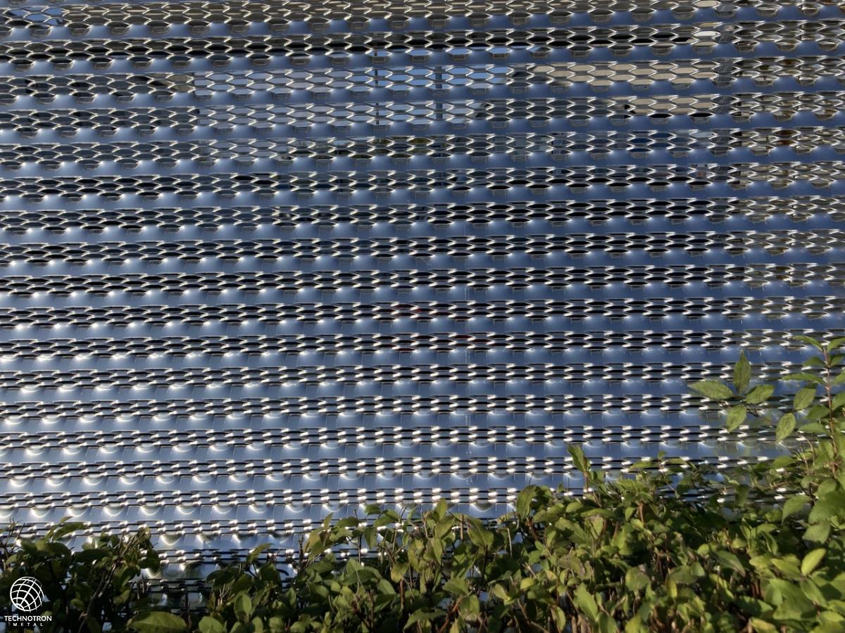 Tahokov VeryWellMesh®  TD  47 x 13 , tahokov z hliníkového plechu ENAW1050