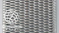 Rošt - tahokovový - ocel, žárový zinek / 47x13x5x3 mm / 1200 x 1000 x 50 mm