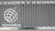 Schodišťový stupeň - tahokovový - ocel, žárový zinek / 47x13x5x3 mm / 1000 x 305 mm