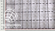 Žebérkové pletivo 30 x 30, průměr drátu 3,15 mm, formát 1000x2000 mm
