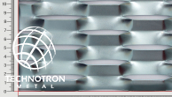 Plotová výplň Opinion TH 100 x 35 x 15 mm, 1.5 x 2000 x 1500, Tahokov z ocelového plechu DC01-DC05