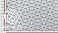 Tahokov TR 42 x 12 x 1,6 mm;  0,8x1000x2000 mm; tahokov z ocelového plechu plechu DC01-DC05