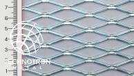 Tahokov FR 42 x 12  x 2 mm, 1,4x1000x2000 mm, válcovaný tahokov z ocelového plechu DC01-DC05