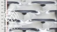 Tahokov Patience TR 110 x 52 x 24 x 1,5 mm, tahokov z hliníkového plechu ENAW1050